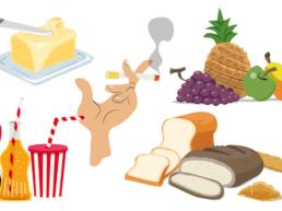 technopolis illustratie voeding