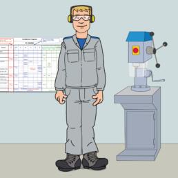 Daikin veiligheid outfit